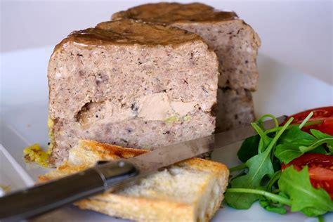 terrine de volaille au foie gras une recette de conserves