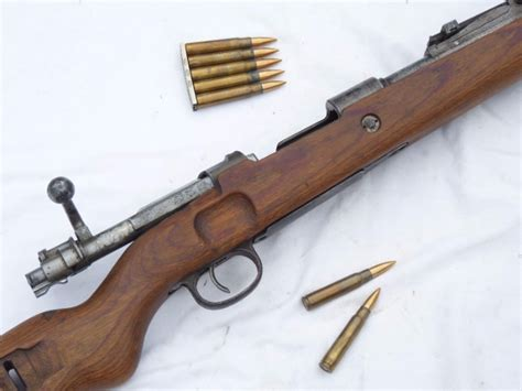 Deactivated Mauser K98 Infantry Rifle 1944 Dated Sold