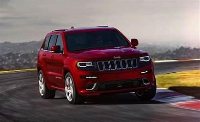 Jeep Cherokee Grand Srt Revealed Power V8