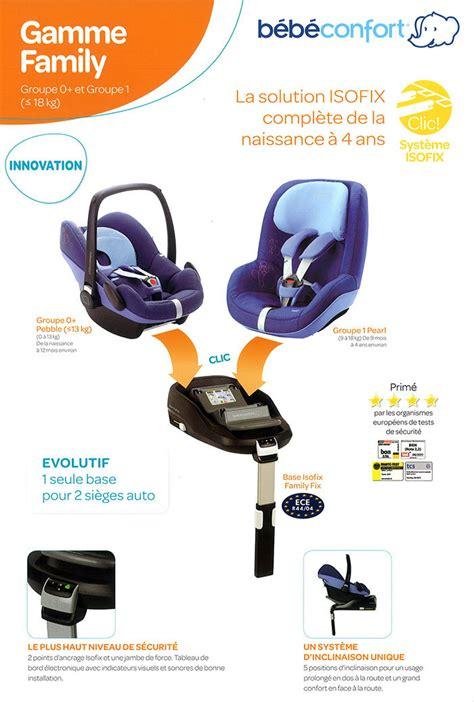 montage siege auto bebe bébé confort familyfix sièges auto amazon fr bébés puériculture