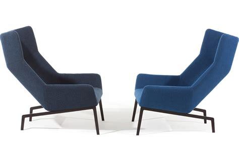modern chair and ottoman park lounge chair ottoman hivemodern com