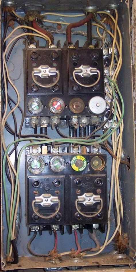 Vintage Wadsworth Fuse Box by Can Any Timers Identify This Electrical Box Pics Posted