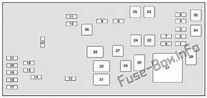 Fuse Box Diagram  U0026gt  Buick Lucerne  2006