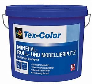 Roll Und Streichputz : mineral roll und modellierputz tex color ~ Frokenaadalensverden.com Haus und Dekorationen