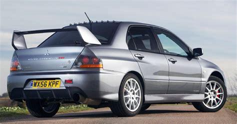 2007 Mitsubishi Lancer Evolution Ix Mr Fq