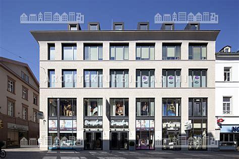 Geschäftshaus Kirchgasse 4244 Wiesbaden Architektur