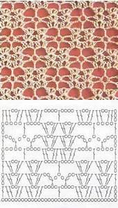 Häkelmuster | Häkelmuster / crochet pattern / le motiv de ...