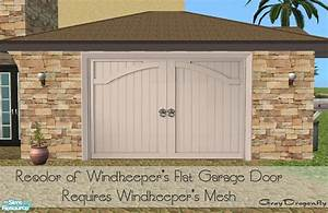 mod the sims wcif 39country39 style garage door double With country style garage doors