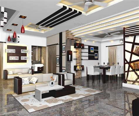 images of model homes interiors interior model living and dining from kerala model home
