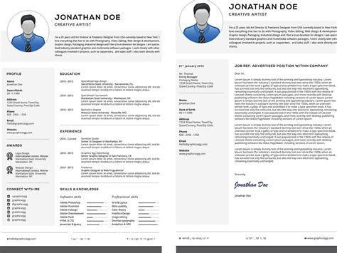 id card cover professional resume with cover letter set free
