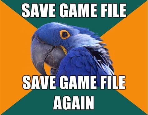 Parrot Meme - paranoid parrot know your meme