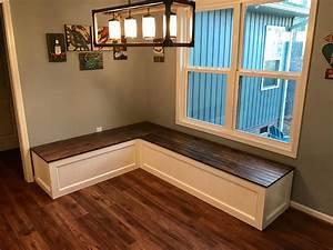 Banquette, Corner, Bench, Kitchen, Seating, L, Shaped, Bench, Breakfast, Nook, Kitchen, Nook, Bench