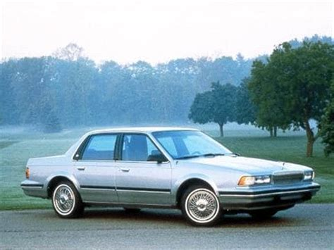 1992 Buick Century by 1992 Buick Century Pricing Ratings Reviews Kelley