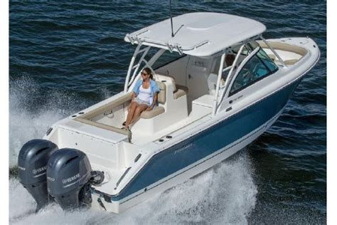 Pursuit Boats Dc 265 Used by Pursuit Dc 265 Dual Console Boats For Sale Yachtworld