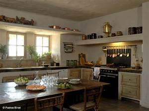 cuisine deco campagne chic With deco cuisine chic