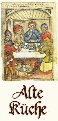 средневековая кухня проект alte k 252 che vk