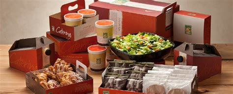 panera bread catering  catering menu prices