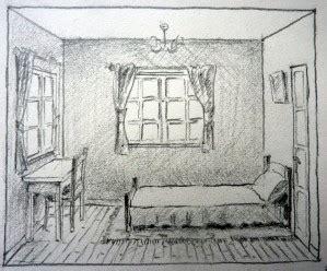 chambre en perspective dessin comment dessiner une chambre a coucher en perspective