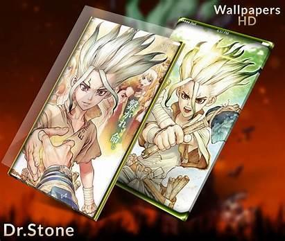 Stone Dr Yuzuriha Ogawa Apk Android Wallpapers