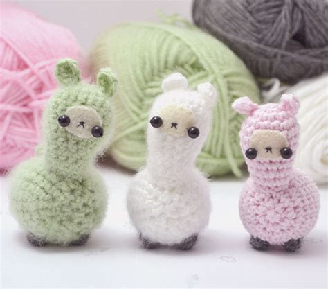 tiny crochet animals  mohustore demilked