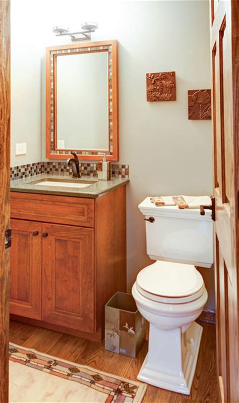 small bathrooms  amazing syle transitional powder