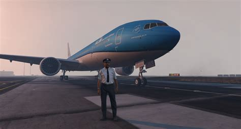 boeing 777 300er sieges klm colours livery for boeing 777 300er gta5 mods com