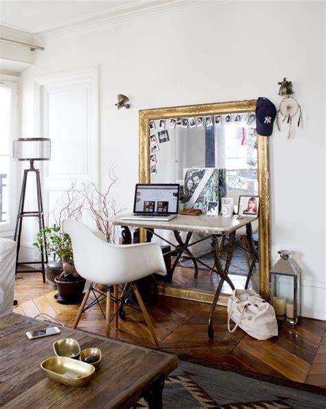 bureau recup aménager espace de travail à la maison change ta deco