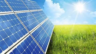 Solar Wallpapers Energy Panels
