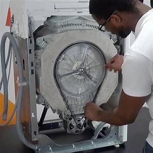 Machine A Laver Ne Vidange Plus : changer la poulie d 39 une machine laver le linge ~ Melissatoandfro.com Idées de Décoration