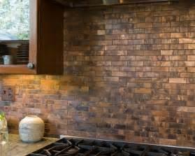 copper backsplash tiles kitchen surfaces