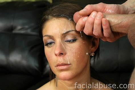 Brook Ultra Becomes A Submissive Whore The Facial Abuse Blog