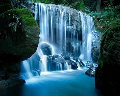 Waterfall Nature Waterfalls Falls