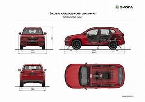 Skoda Karoq Dimensions : infographics koda storyboard ~ Medecine-chirurgie-esthetiques.com Avis de Voitures