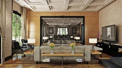 rich interior decorating ideas creating luxurious modern