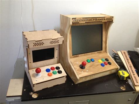 4 Player Arcade Cabinet Kit by Diy Arcade Cabinet Kits More Cabinet 10 11
