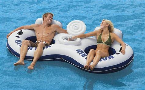 Intex Recreation River Run Ii 56 X 104 In. Inflatable