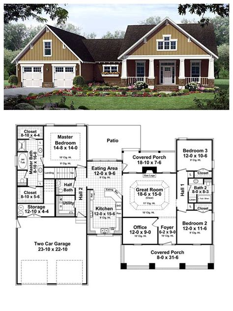cool house plan id chp  total living area  sq ft  bedrooms  bathrooms