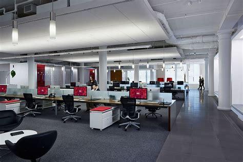 open space bureau inside infor s ultra modern headquarters in york city