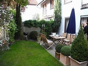 Kleiner Bachlauf Garten : kleiner garten mit terrasse ~ Michelbontemps.com Haus und Dekorationen