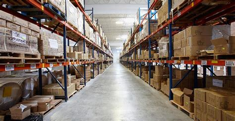 warehouses bigger taller faster commerce