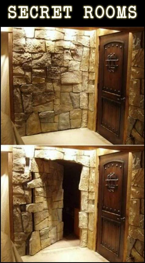 images  secret rooms  pinterest