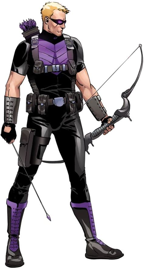 Hawkeye Marvel Comics Avengers Thunderbolts Barton