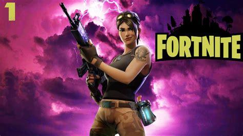 fortnite  base mission full gameplay  youtube
