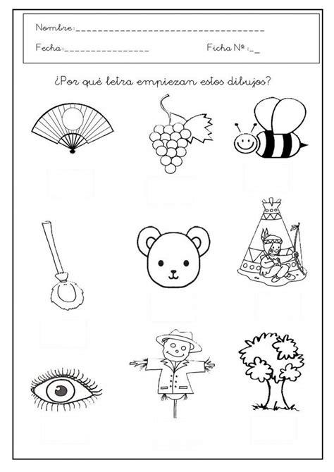Fichas Para Trabajar Las Vocales En El Aula De Infantil
