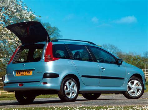 Peugeot 206 Sw 2002 2003 2004 2005 2006 2007