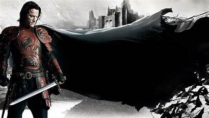 Dracula Untold Wallpapers Luke Vlad Evans Film