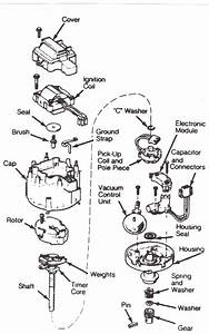 Wiring Diagram Chevy 350 Distributor Cap  U2013 Volovets Info