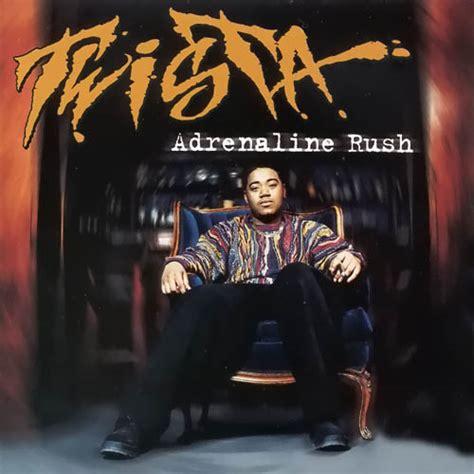 """Twista album """"Adrenaline Rush"""" [Music World]"""
