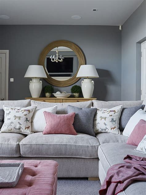 great tips   extra stylish  cozy living room