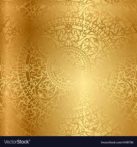 Gold Backgrounds Gold Background Decoration Royalty Free Vector